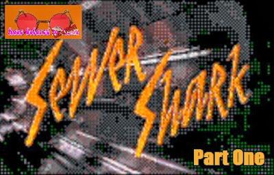 Let's Play Sewer Shark Video Sega CD Walkthrough