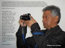 EMILIO FUEGO ( Creador del encuentro Internacional de Mujeres Poetas en el Pais de las Nubes)