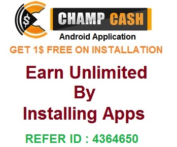 CHAMPCASH - EARN UNLIMITED CASH