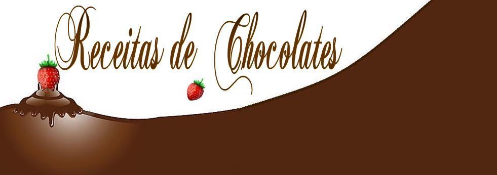 Receitas de Chocolates Deliciosos