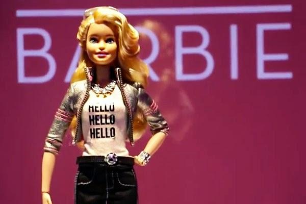 Boneka Barbie Berbicara Ini Ternyata Berbahaya!