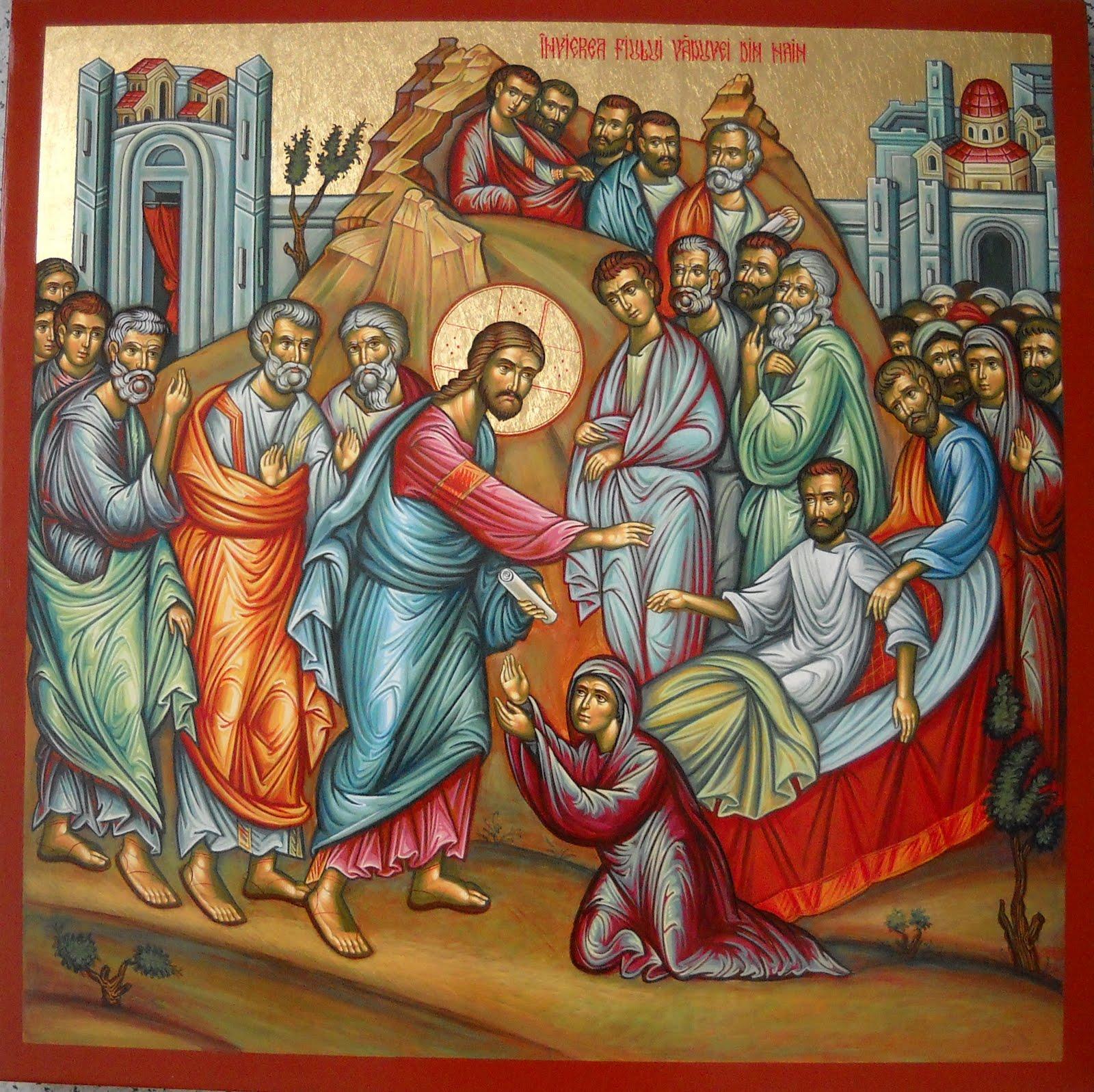Invierea Fiului V. Nain