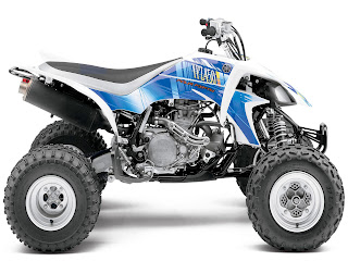 Yamaha pictures 2013 Raptor YFZ450 ATV 04