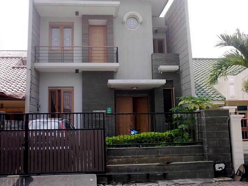 Rumah Minimalis 2 Lantai Void 37 populer referensi rumah minimalis 2 lantai