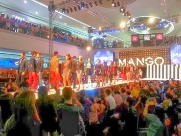 MOA AW13 (new expansion) Fashion Show Launching