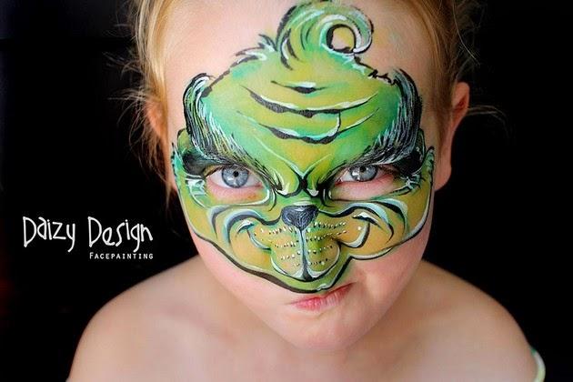 Artist Transforms Children's Faces Into Fantasy Creatures