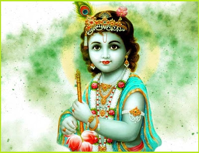 Janmashtami of Shree Krishna SMS 2012 Songs Wallpapers Pictures/Images Festival India wishes