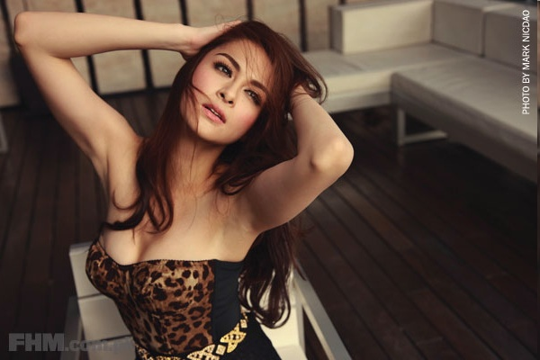 Marian Rivera FHM 2013
