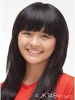 Riskha Fairunissa Anggota Team K JKT48