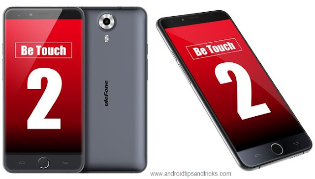 Review Ulefone Be touch 2 Android Smartphone