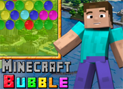 Minecraft Bubble