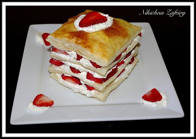 Tarta Milhojas ...