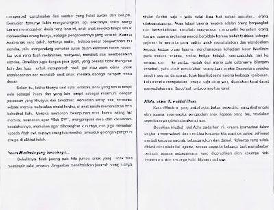 Khutbah Hari Raya Kurban 1434 H/2013: Tanpa Pengorbanan Jangan Harap ...