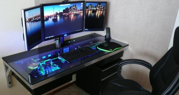 son sistem bilgisayar oyun