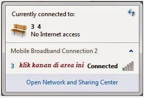 cara setting modem terhubung internet otomatis