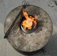Fire Tong Model