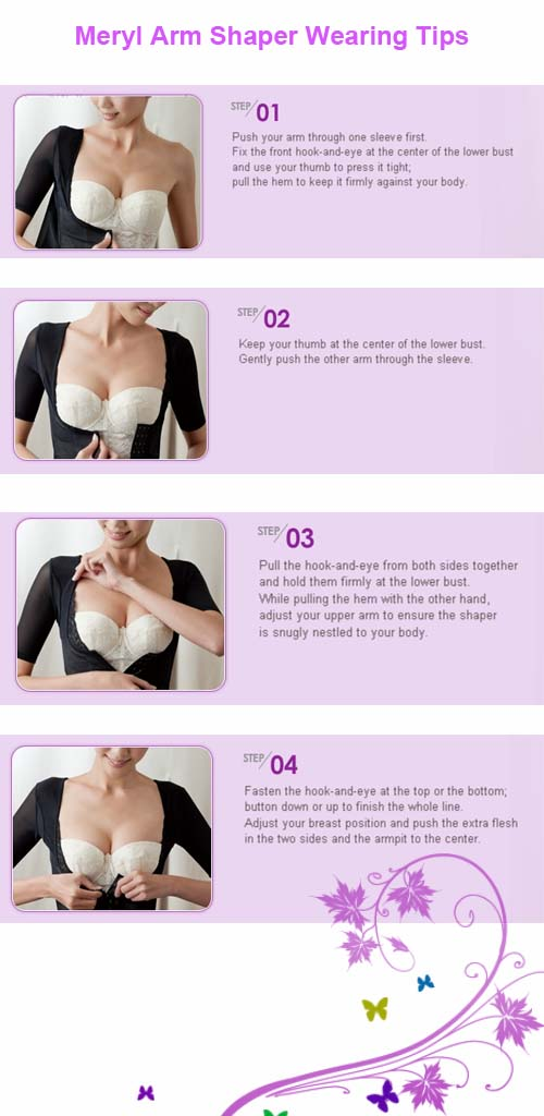 Easecox Amylinear Shape Up Your Life: Meryl Arm Shaper ...
