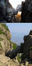 immortal bridge, mount tai, shandon province, china, birth, dawn, renaissance, ice age