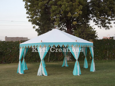 Lavish Party Tent