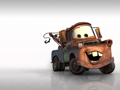 Film Cars Mater