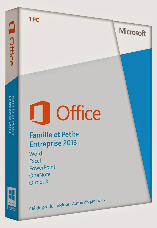 Office famille et petite entreprise 2013 inclus crack - Office famille et petite entreprise 2013 telecharger ...