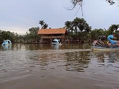 Danau Cinta di Dharmasraya