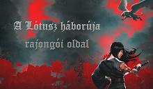 A Lótusz háborúja blogom
