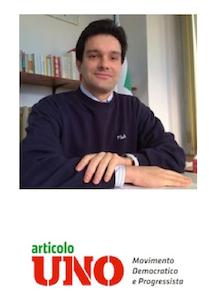 Fabio Camillo. Articolo 1 - Mdp
