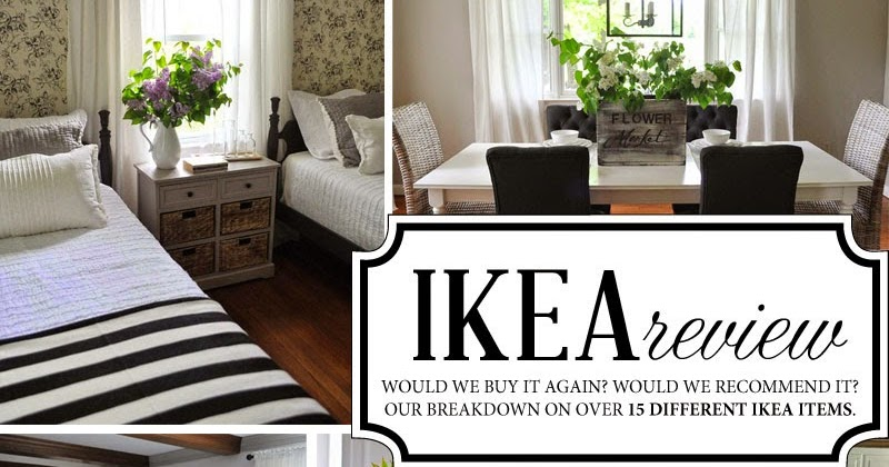 Dear Lillie How Our Ikea Items Are Holding Up Review For