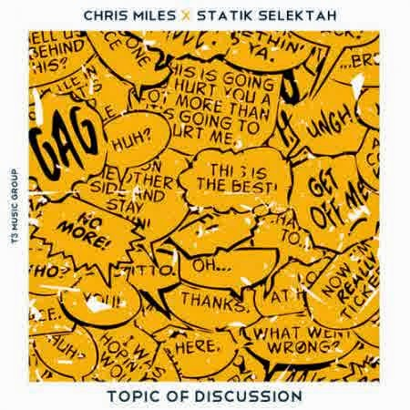 Chris Miles Topic Of Discussion