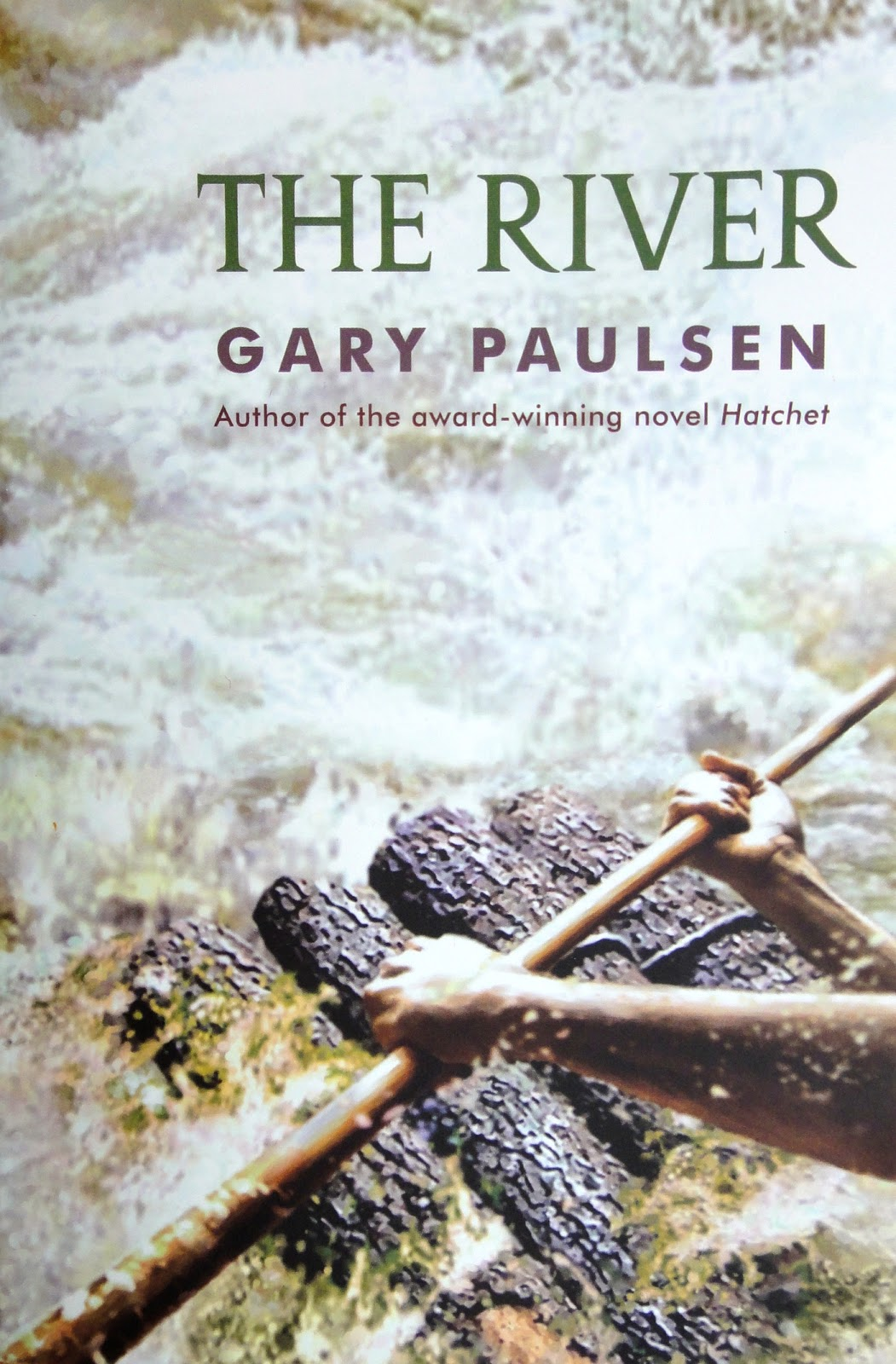 The river by gary paulsen book report