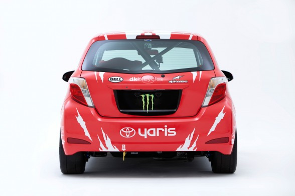 Toyota Yaris B-Spec Club Racer