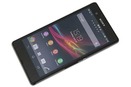 Spesifikasi dan Harga Sony Xperia Z