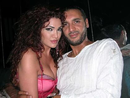 aline skaff khadafi