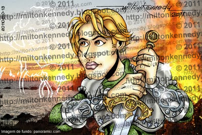 Joana d'Arc, Judas Iscariotes
