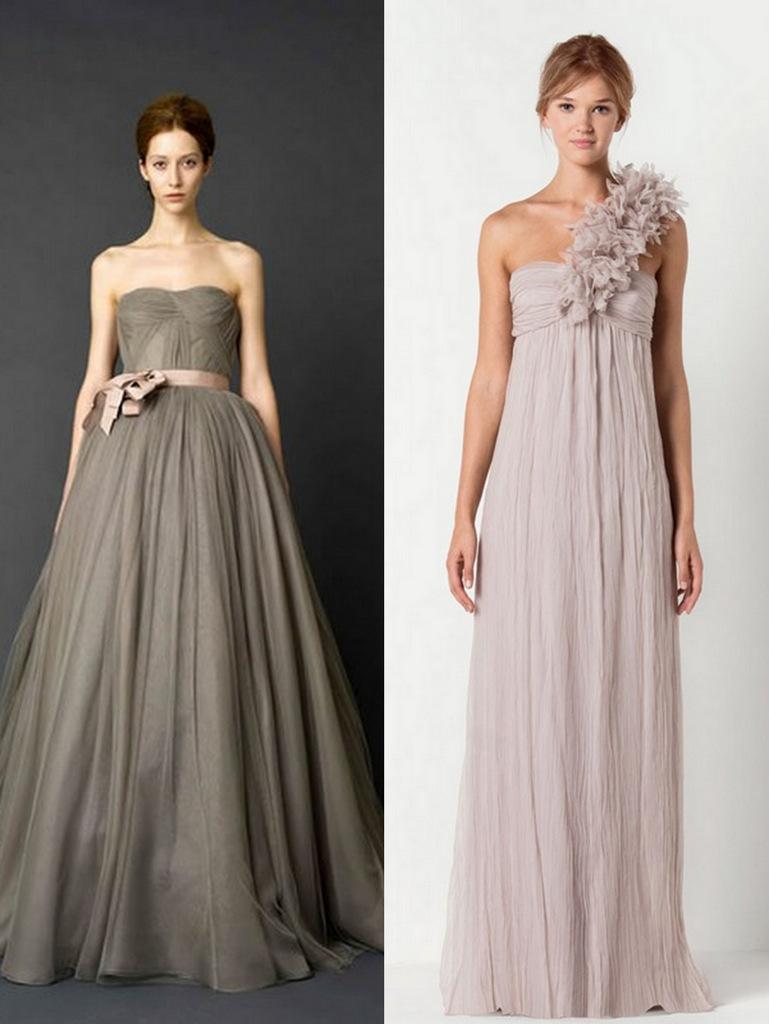 Bridemania: Vestiti da sposa colorati