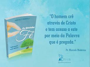 Pr. Marcelo Medeiros lança livro!!!