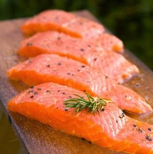 Healthy Food - Salmon