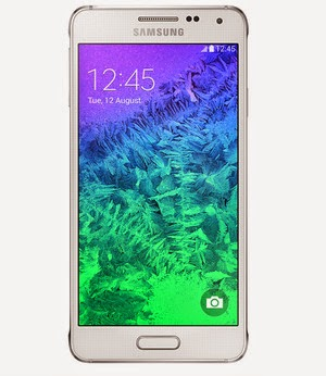 Samsung Galaxy Alpha, smartphones, phones Samsung Galaxy