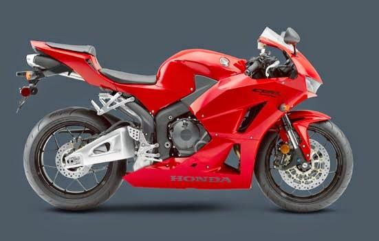 The Motor Honda CBR600RR