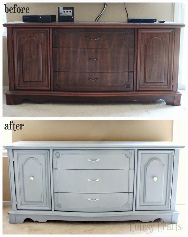 El chalky blog tecnica decapado con lija de pintura chalky - Decapar muebles antiguos ...