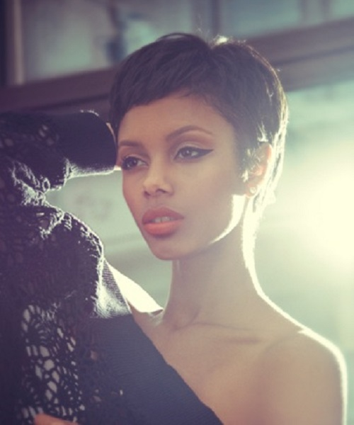 Hairstyles for Black Women with Short Straight Hair
