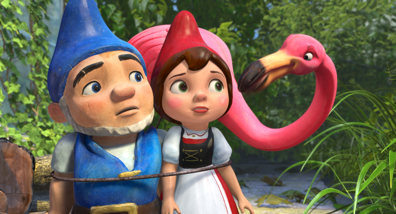 The Mad Prophet: GNOMEO & JULIET- Review