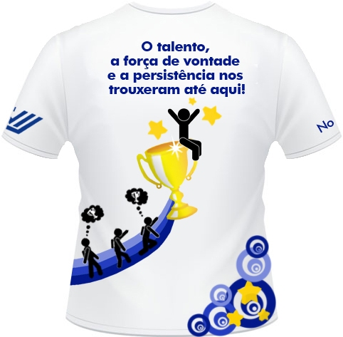 Camiseta da Turma: Fotos das Camisetas
