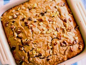 RESEP BROWNIES WORTEL ENAK