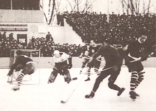Ice Hockey World Championship 1947