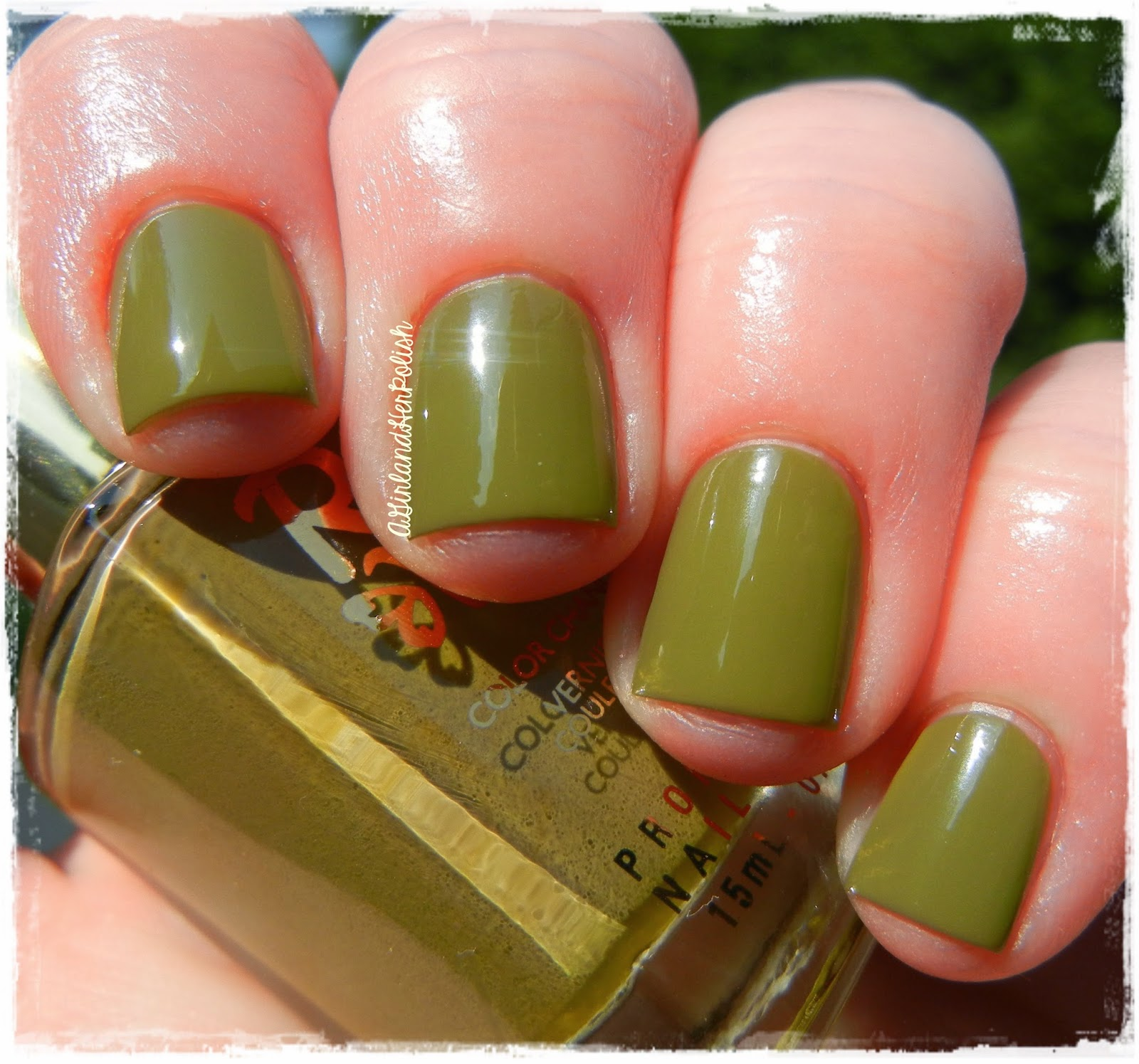 A Girl and Her Polish: July 2014
