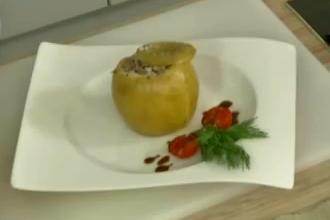 Elma Dolmasi - Videolu Tarifi