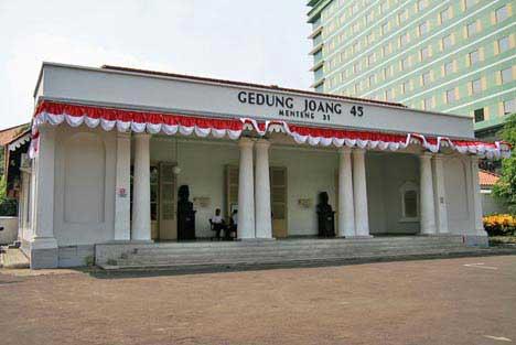 bangunan museum bersejarah