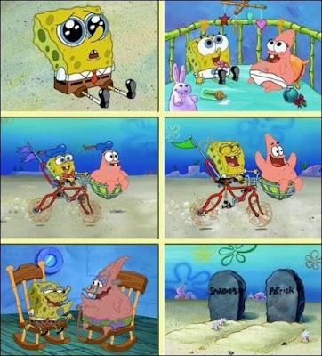 Best Friends  Forever - Spongebob Squarepants  And Patrick Star